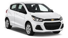 hire chevy spark cape town
