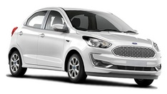 hire ford figo cape town