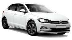 hire volkswagen polo cape town
